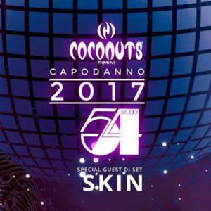 Capodanno 2017 - Coconuts Rimini