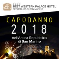 Palace Hotel - Capodanno 2018 a San Marino