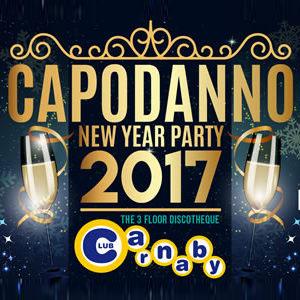 Capodanno 2017 - Carnaby Rimini