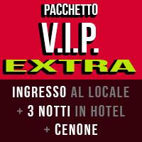 Pacchetto VIP Extra