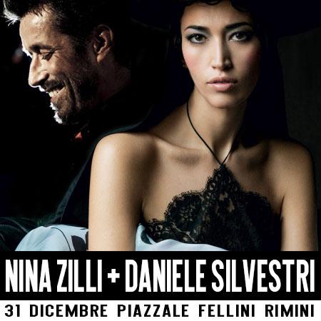 Nina Zilli e Daniele Silvestri in concerto - Rimini