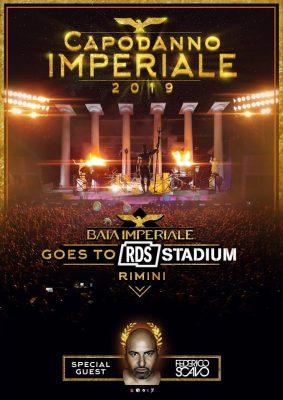 Capodanno 2019 RDS Stadium Rimini