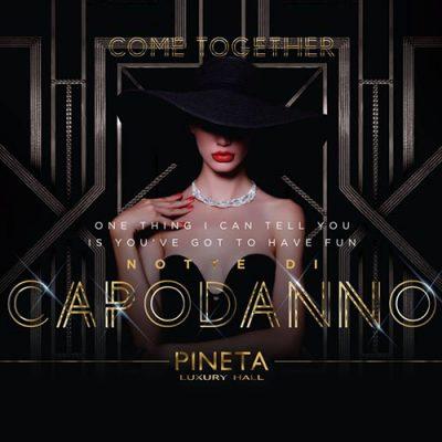 Capodanno 2019 Pineta Club Milano Marittima