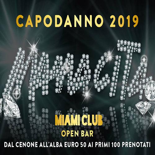 Capodanno 2019 Mamacita Miami Club Monsano