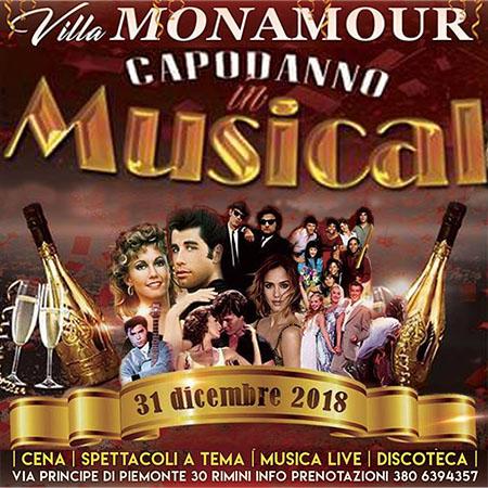Capodanno 2019 Villa Monamour Rimini