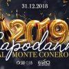 Capodanno 2019 Monteconero Sirolo
