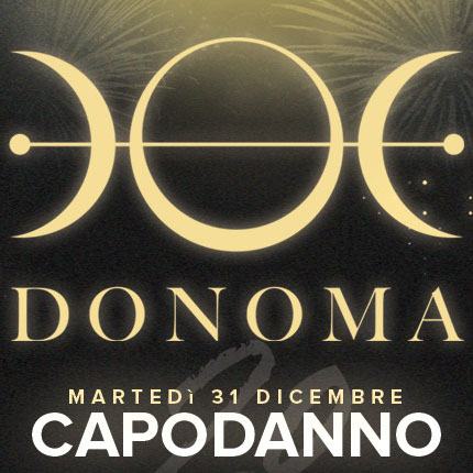 Capodanno Donoma Civitanova Marche - Il Capodanno 2020