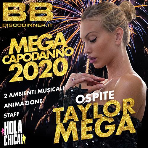 Capodanno BB Disco Dinner - Il Capodanno 2020