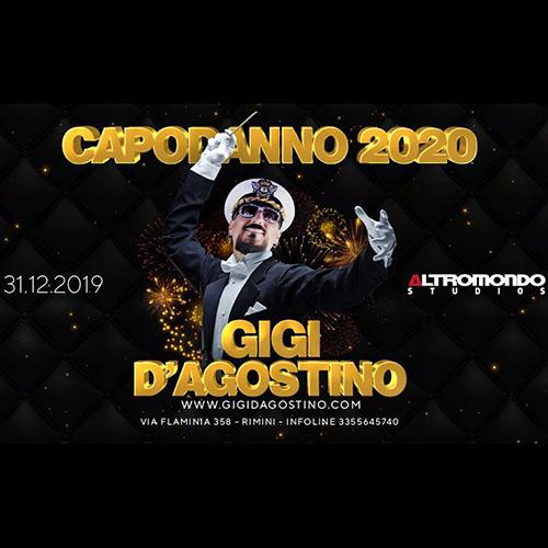 Altromondo Studios Capodanno 2020 - Rimini