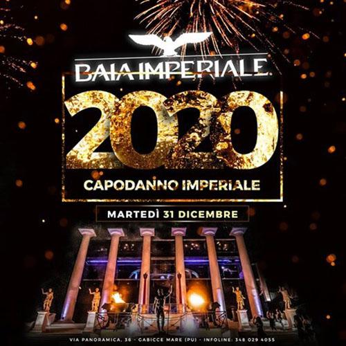Capodanno Baia Imperiale Gabicce Mare - Il Capodanno 2020