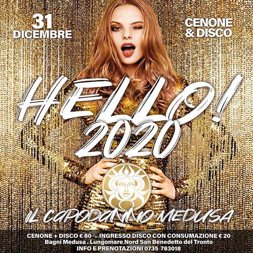 Bagni Medusa Capodanno 2020