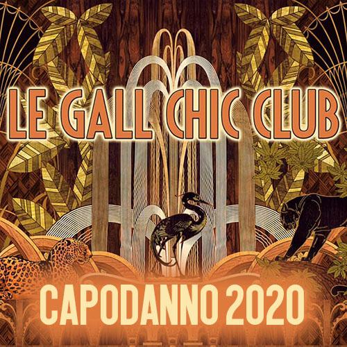 Capodanno Le Gall Disco - Il Capodanno 2020