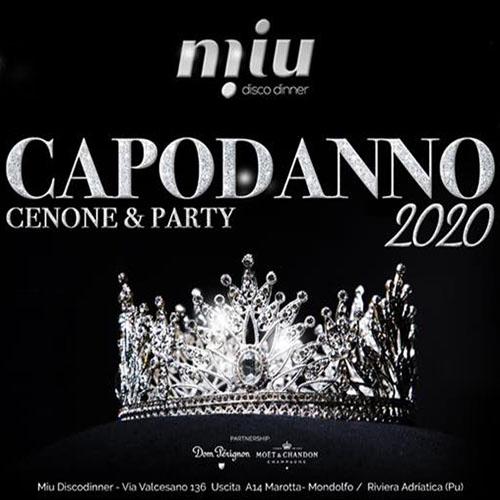 Miu Disco Dinner - Il Capodanno 2020