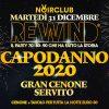 Noir Club Capodanno 2020