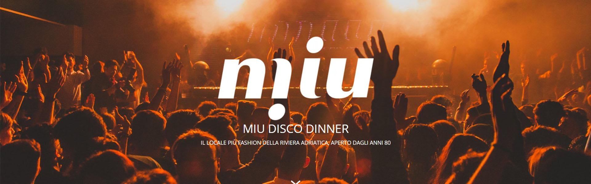 Miu Disco Dinner